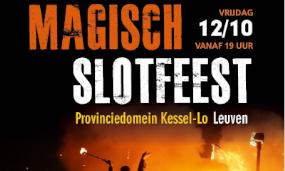 Slotfeest provinciaal domein